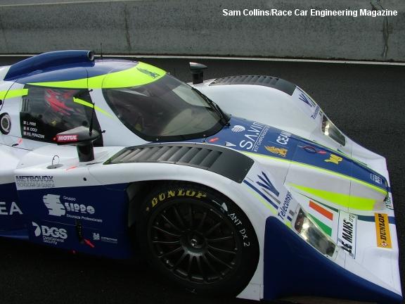 Lola B09/80 Judd LMP2, Le Mans 2010