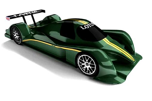 Lotus 2012 LMP2