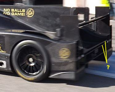 Lotus T128 LMP2 Paul Ricard Test March 2013