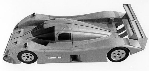 March 92S concept model
