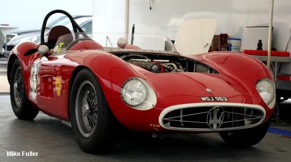 Maserati 300S, Mitty 2009