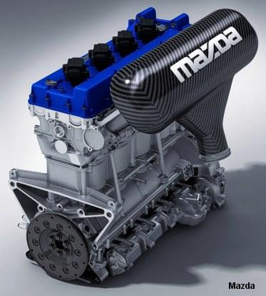 Mulsanne S Corner Advanced Engine Research Mazda Mzr R P41 P70 Turbo I4