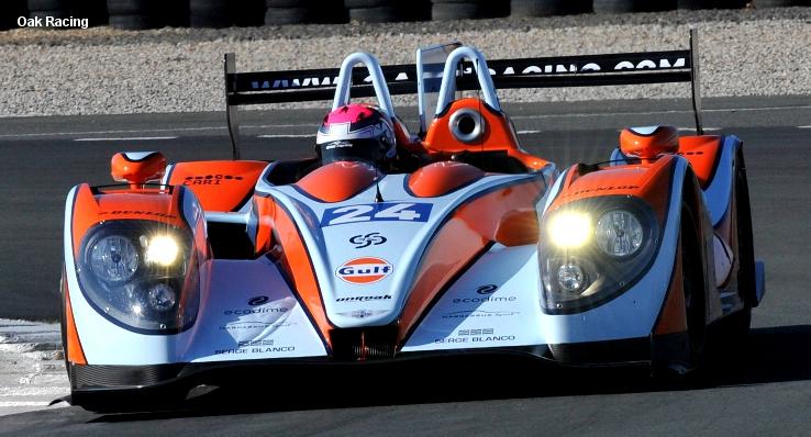 2012 Morgan LMP2