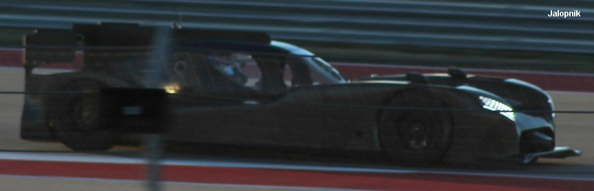 Nissan GT-R LM, COTA testing January 2015