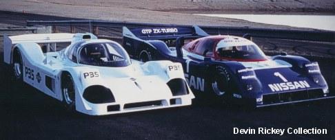 Nissan P35