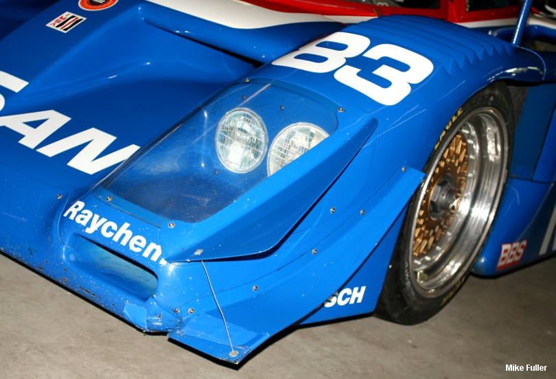 Nissan GTP ZX-T, chassis # 8805