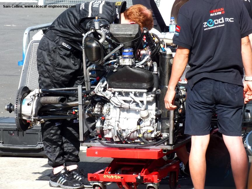 Nissan ZEOD RC, Le Mans 2014