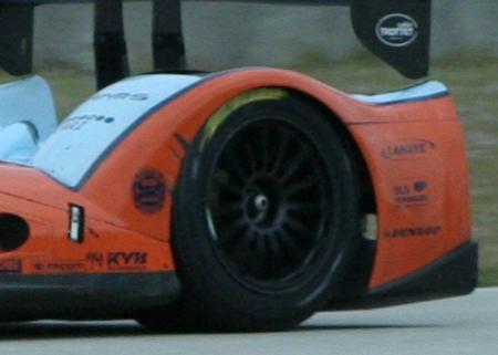 Oak Racing Pescarolo 01 Evo, Sebring Dunlop tire test, December 2011