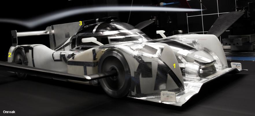 Onroak Ligier LMP2