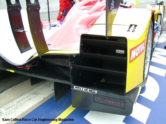Oreca 01 AIM, Le Mans 2010
