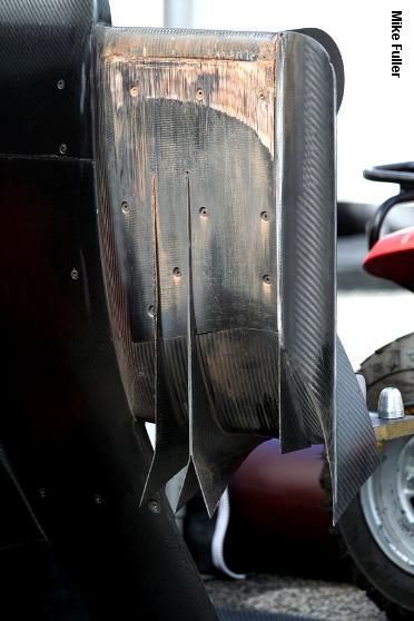 Pescarolo 01 LMP2, Petit Le Mans 2010