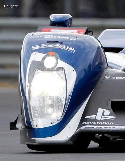 Peugeot 908, Le Mans 2011