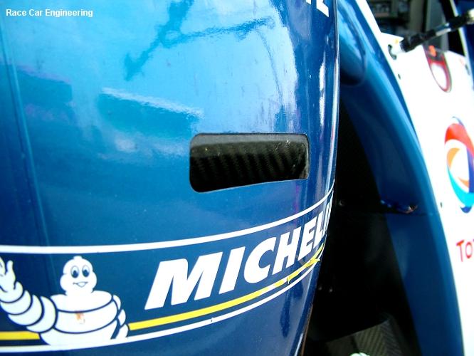 Peugeot 908, Le Mans test 2011