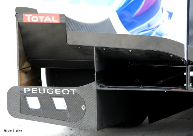 Peugeot 908, Petit Le Mans 2010