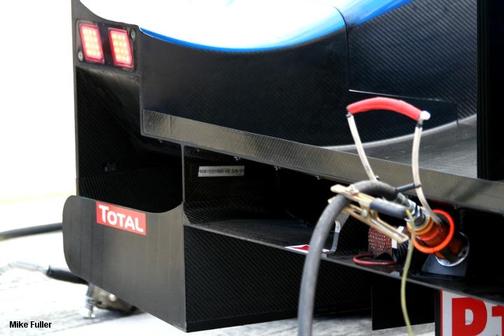 Peugeot 908, Petit Le Mans 2011