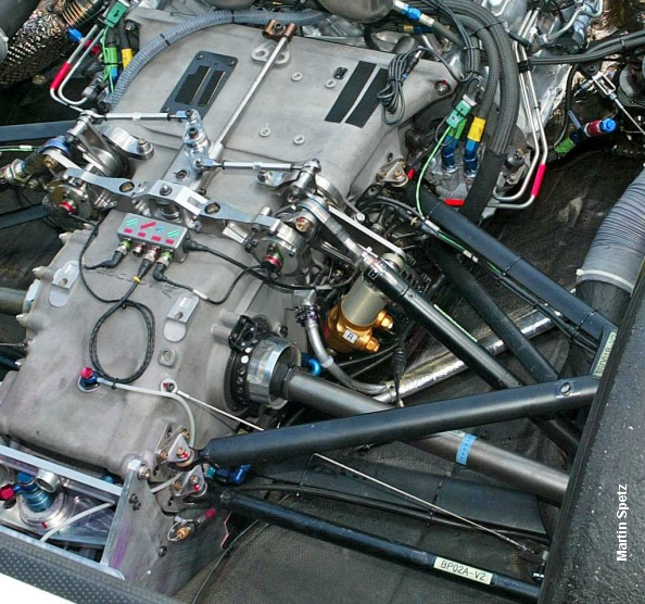 Peugeot 908, Sebring 2008