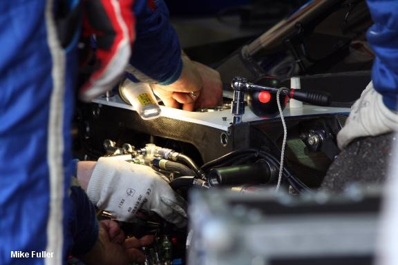 Peugeot 908, Sebring 2009
