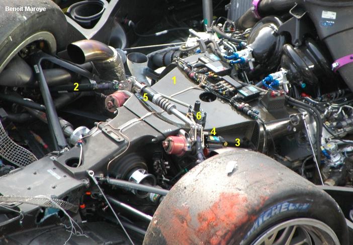 Peugeot 908, Spa 2011