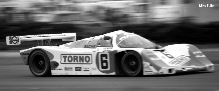 Sebring 1991, Joest Porsche 962C