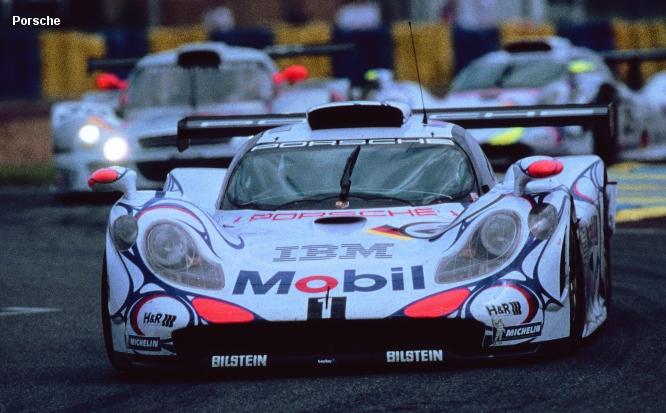Porsche GT-98, Le Mans 1998