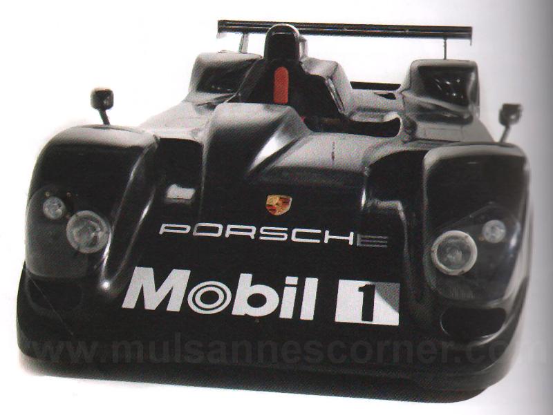 Porsche LMP 2000