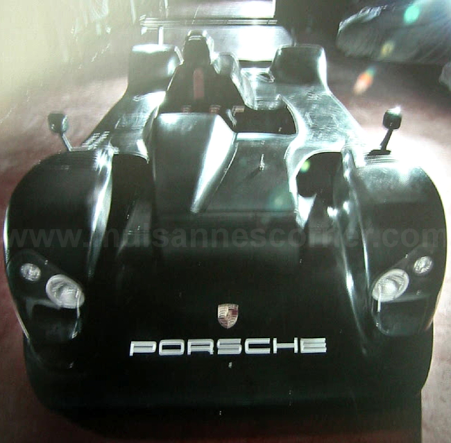 Porsche LMP1