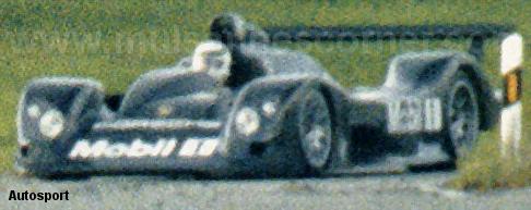 Porsche LMP1, 1999-2000