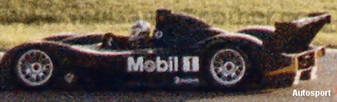 Porcshe LMP1, 1999-2000