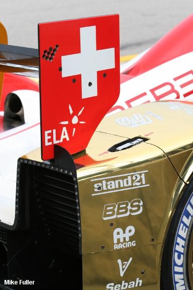 Rebellion Lola Toyota, Petit Le Mans 2011