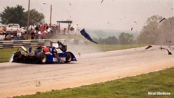 Nissan NPT-90, Road Atlanta 1992