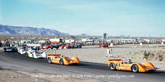 Stardust International Raceway, 1967