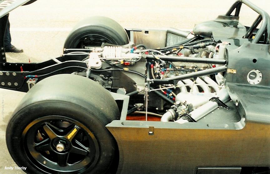1996 Toyota LMP1 concept