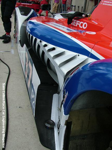 WR Zytek, Le Mans 2010