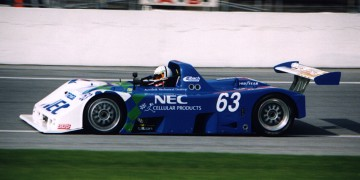Mazda-Kudzu DLY, Daytona Test Days 1999, Copyright Mike Fuller, 1999