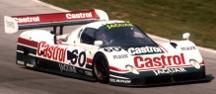 Mulsanne's Corner Race Car Aerodynamics Database: 1989 Jaguar XJR-10